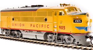 Broadway Ltd 4836 UNION PACIFIC Streamliner F3A #907 DCC/Sound NIB