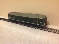 Bachmann OO Scale Class 24 / BR Type 2 Diesel loco, D5054, BR Green, DCC Fitted.