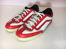 1dd1d4656024 Men s Vans Geoff Rowley XL2 Red   White Skateboarding Shoes Vintage Size 13