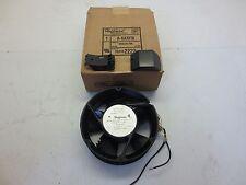 Hoffman - A-6AFXN Axial Fan, 115V, 50/60 Hz (New in Box)