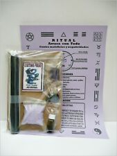 Arrasa con Todo Kit Ritual, Destroy Everything Spell Kit.