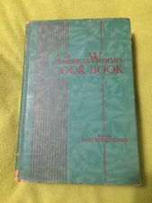 Cook Book Antique Vintage Old