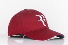 2017 RF Roger Federer RARE RED WINE Hat - Litmited Edition Adjustable Tennis cap