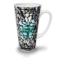 Summer Season Sea NEW White Tea Coffee Latte Mug 12 17 oz | Wellcoda