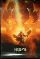 HELLBOY 2 Print By DREW STRUZAN Signed and Numbered xx/2100 RARE