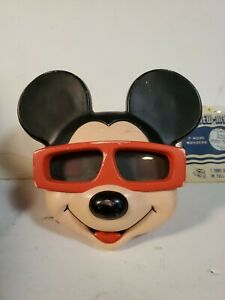 Mickey Mouse 3D View Finder with One Disc (Fun with Numbers)