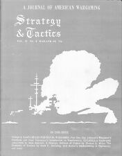Strategy & Tactics S&T #12 Vol 2 #2 Guerrilla Warfare, Naval Wargame Rules Pt 1