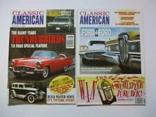 CLASSIC AMERICAN CARS Magazine x 2.1991 & 1994 - FORD THUNDERBIRD FEATURES