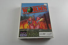 Worms A Team 17 Game for the Commodore Amiga CD32 tested & working VGC