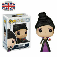 Funko POP Once Upon a Time REGINA Action Figures Brinquedos Collection Model Toy