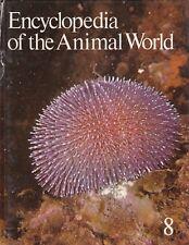 Encyclopedia of the Animal World 8 - Sir Gavin de Beer FRS - HC - 1972 Elsevier.