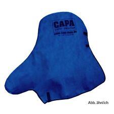 CAPA Deichsel-Schutzhaube für Anhänger Hülle Deichselmütze  marine blau, Schutz