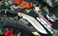 World war Nepal Army Genuine gurkha army kukri khukuri knife1