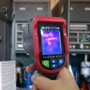 Digital Thermal Imaging Camera Imager IR Infrared Thermometer Image Night Vision