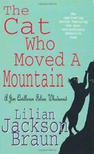 The Cat Who Moved a Mountain (Jim Qwilleran Feline Whodunnit)-Lilian Jackson Br