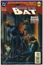 1994 Batman Shadow Of The Bat 23 Bruce Wayne Curse Of The Bat Conclusion DC