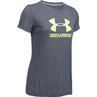 Under Armour HeatGear Threadborne Sportstyle Crew Shirt Women T-Shirt 1290609-10