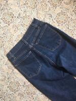 NYDJ Women's Designer Blue Jeans Size 2 Boot Cut Western Denim Cute Pants