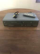 New listing Magnavox Dv225Mg9 Vcr Dvd Combo 4-Head Hi-Fi Stereo With Cables & Remote Tested