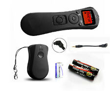 Wireless Timer Remote Cord C3 for Canon 5D II 5DIII 7D 50D 40D 30D as TC-80N3