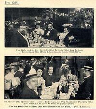Von den Festspielen in Köln:Gartenfest in der Flora c.1905