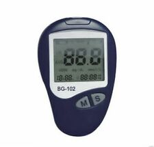 Blood Glucose Health Monitoring System Diabetic Tool BG-102