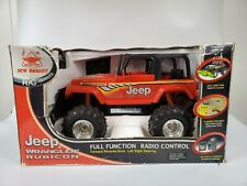 New Bright* New(other) R/C Jeep Wrangler Rubicon. Full function.