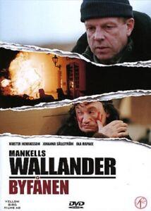 Wallander 2 - Byfånen - DVD