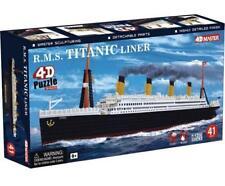 Kit 4d Master 1 1200 Nave da montare ad incastro R.m.s. Titanic Liner 26361