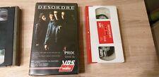 (CA) K7 Cassette Vidéo Vintage VHS - DESORDRE