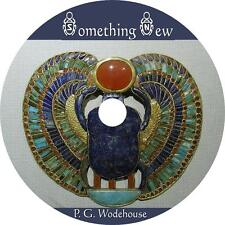 Something New, P. G. Wodehouse Comedy Adventure Audiobook on 1 MP3 CD