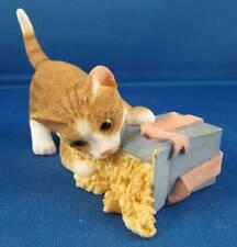 More details for sherratt & simpson cats  - kitten with present