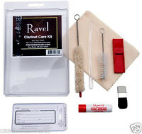 Ravel #360 Clarinet Care & Cleaning Kit