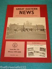 GREAT EASTERN NEWS #101 - WINTER 1999