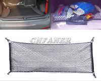 Flexible Nylon Car Rear Cargo Trunk Storage Organizer Net for SUV