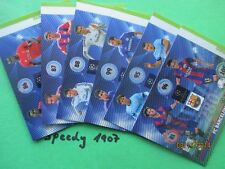 Champions League 2015 all 6 Double Trouble complete  Panini Adrenalyn  15