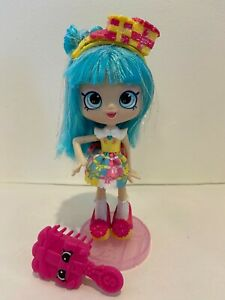 Shopkins Shoppies Join The Party PRETTI PRESSIE  Doll- Excellent Condition