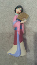 "Disney Mulan Princess Cake Topper Figure 4"" tall"