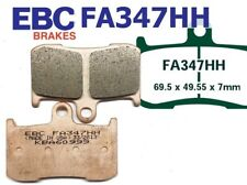 EBC Bremsbeläge FA347HH vorne TRIUMPH Speed Triple Nissin Radial caliper  05-07