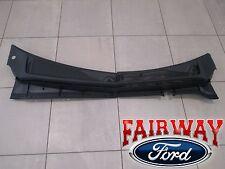 11 thru 16 Super Duty F250 F350 OEM Ford Windshield Wiper Cowl Panel Grille Set