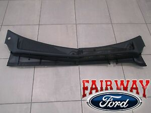 11 thru 16 Super Duty F250 F350 OEM Ford Windshield Wiper Cowl Panel Grille Set