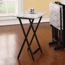 Solid Wood Tv Tray Tables Ebay