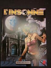 """L'Insonne """"Anime Mostruose"""" albetto inedito Cartoon Club"""