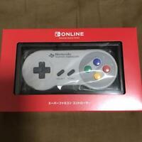 Original SFC SNES Super Famicom Controller Club Nintendo Online Switch Japan