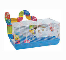 Mouse Rat Rodent Cage with Accessories Small Animals Full Kit 58cm x 32cm x 31cm