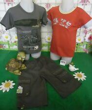 vêtements occasion garçon 2 ans,tee-shirt IKKS,pantacourt,tee-shirt
