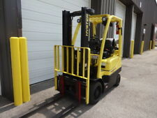 Only 96 Hours! 2012 Hyster 5,000 Pound Lpg 2-Stage Forklift Model S50Ft!