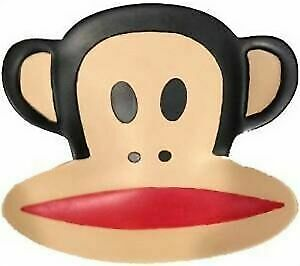 Paul Frank Monkey Face Design Collectible Soap Dish for Use or Display New, 2018