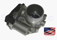 NEW Fuel Injection Throttle Body ASSEMBLY for AUDI VW EOS GOLF JETTA PASSAT 2.0T