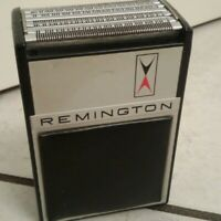Rasoio Vintage Remington Da Viaggio Barber Shop